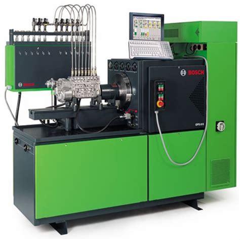 bosch test bench diesel care services test equipment bosch eps 815