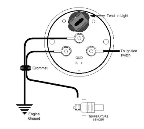 water temperature wiring diagram wiring diagram