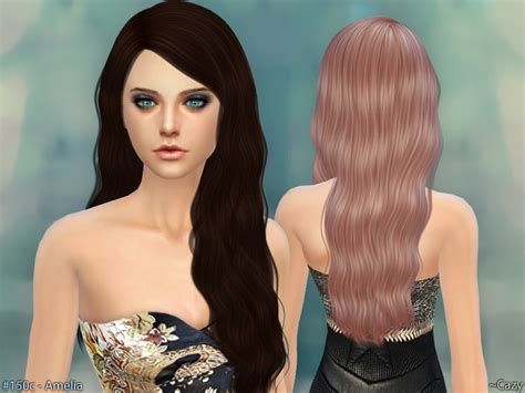 sims 3 downloads african the sims resource cazy s amelia hairstyle female