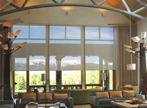 living room l shades insolroll solar screens and shades k to z window coverings