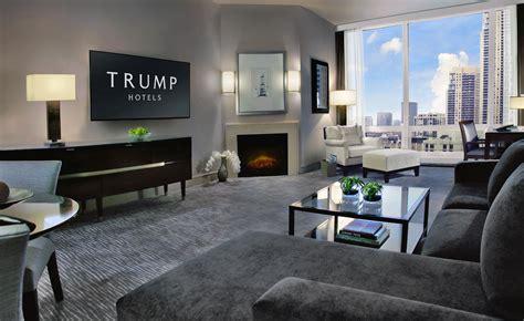 trump room hotel suites in chicago trump chicago deluxe suites