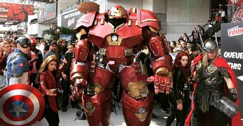 epic foot tall iron man hulkbuster cosplay stole