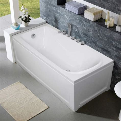 vasca da bagno da incasso vasca da bagno da incasso in resina acrilica con pannelli
