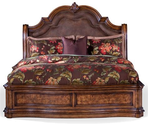 pulaski san mateo bedroom set san mateo sleigh bedroom set by pulaski bedroom furniture