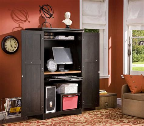 popular drawers computers computer armoire offices armoires cherry computer armoires for home office