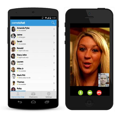 new mobile store all new cometchat mobile chat apps now available
