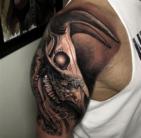 rock tribal tattoo what is the meaning the rock s arm quora