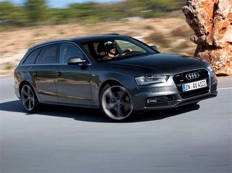 Audi A4 Avant 2012 by Audi A4 Avant 2012 2013 2014 2015 2016 Autoevolution