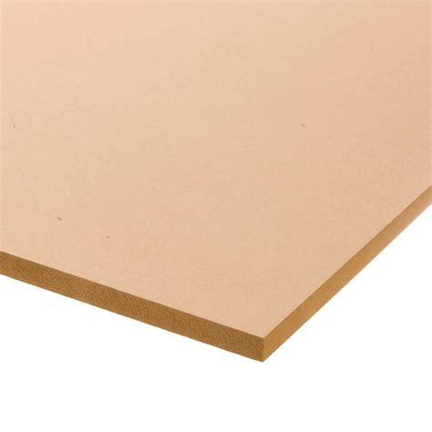 high quality fiberboard medium density medium density fiberboard common 3 4 in x 2 ft x 4 ft