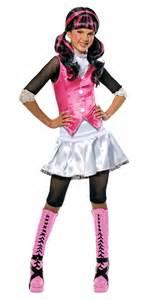 halloween monster high costumes children s monster high draculaura s costume