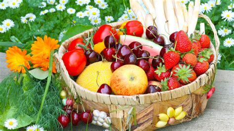 Obst Und Gem 252 Se Was Hat Erntezeit Egarden