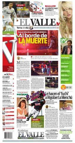 el valle marzo 15 by periodico el valle issuu