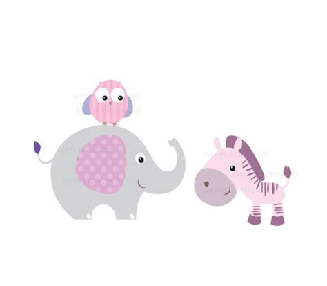 Baby Animal Clipart Baby Shower by Baby Shower Clipart Clipart Suggest