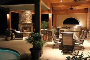 Outdoor Fireplace Houston - outdoor kitchens and fireplaces contemporary patio houston by texas custom patios