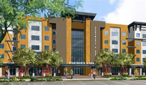 grand dorms gcu plans 7 new buildings for fall groundbreaking delays
