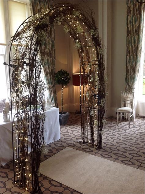 Wedding Aisle Arch by Wedding Arches And Aisle Decoration