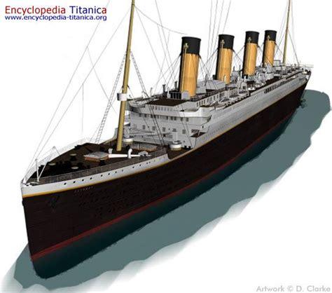 titanic boat design titanic deckplans boat deck