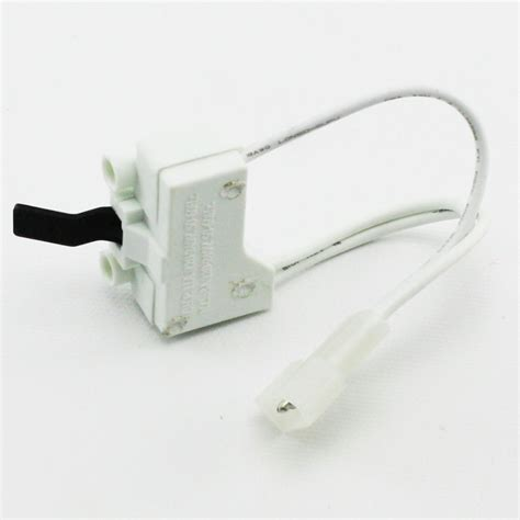 replacement dryer door switch replaces whirlpool 3406107