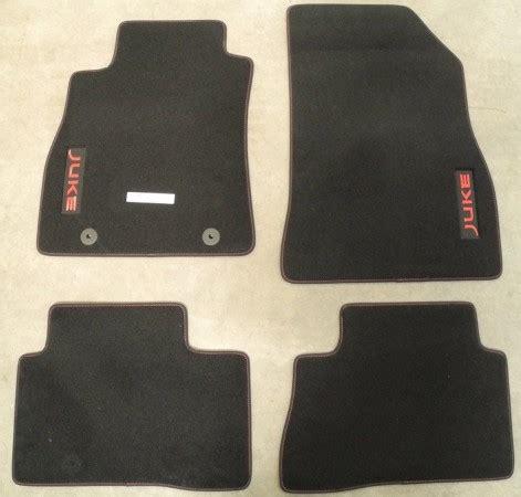 Karpet Nissan Juke nissan juke mc 06 2014 carpets velours
