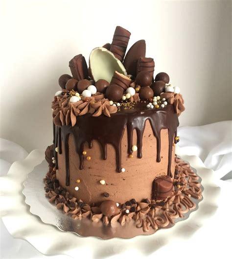 Chocolate Birthday Cake by Best 25 Birthday Cakes Ideas On Birthday Cake