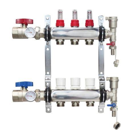Manifold For Pex Plumbing by Pex Plumbing Manifold Ebay