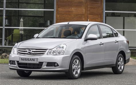 Nissan Almera 2013 Widescreen Car Wallpaper 21 Of