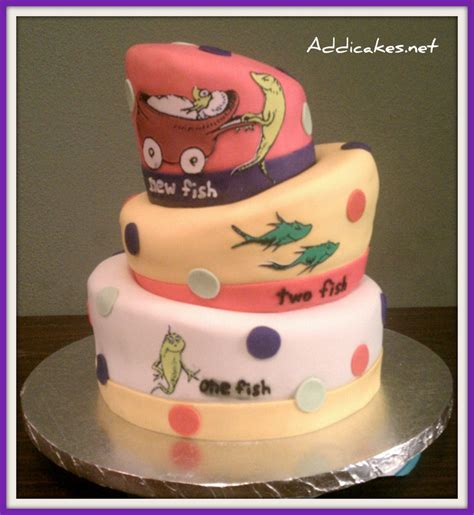 Dr Widya Two Way Cake 17 best images about baby shower one fish two fish on