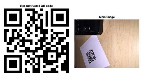 pattern recognition qr code qr code by astorfi