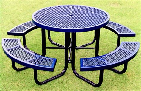 belson outdoors picnic tables belson outdoors recycled plastic picnic tables are chic