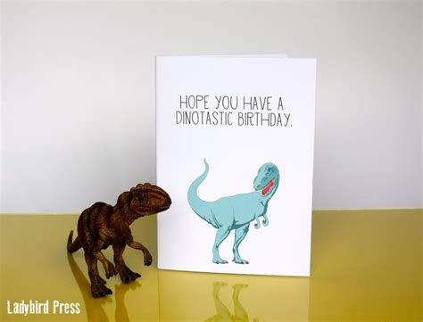 printable birthday cards dinosaur free printable funny birthday card dinosaur happy birthday