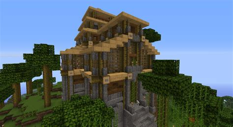 minecraft jungle house designs 301 moved permanently