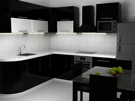 black white kitchen why black kitchen cabinets are popular midcityeast