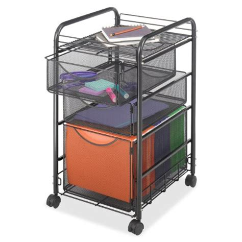 file cart on wheels with drawers rolling file cabinet