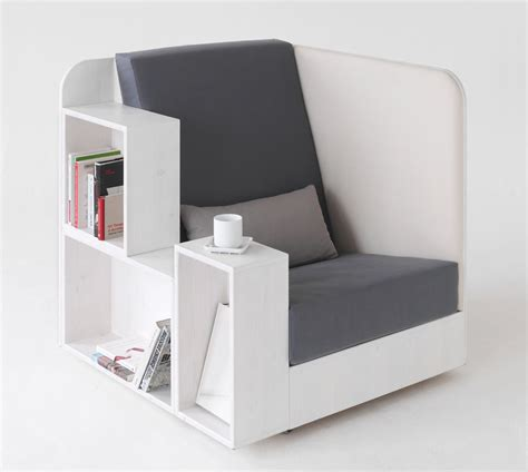 Bookshelf Chair by Open Book Chair By Tilt Design Milk