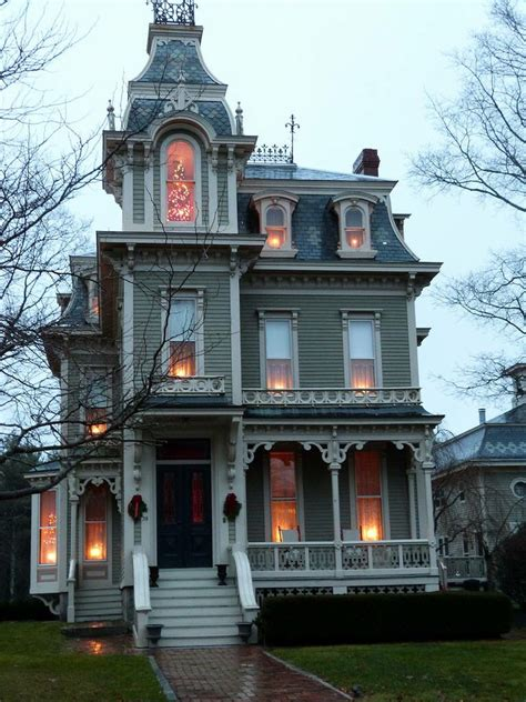 victorian gothic homes new england gothic photo by gato azul art magical