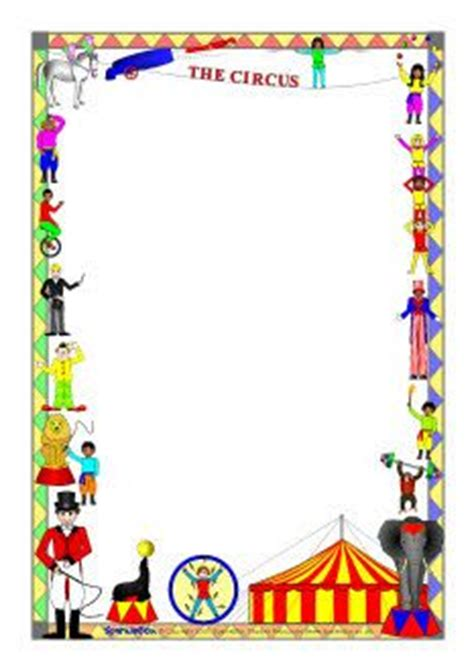 circus layout newspaper 1000 images about circuscarnivalfair on pinterest