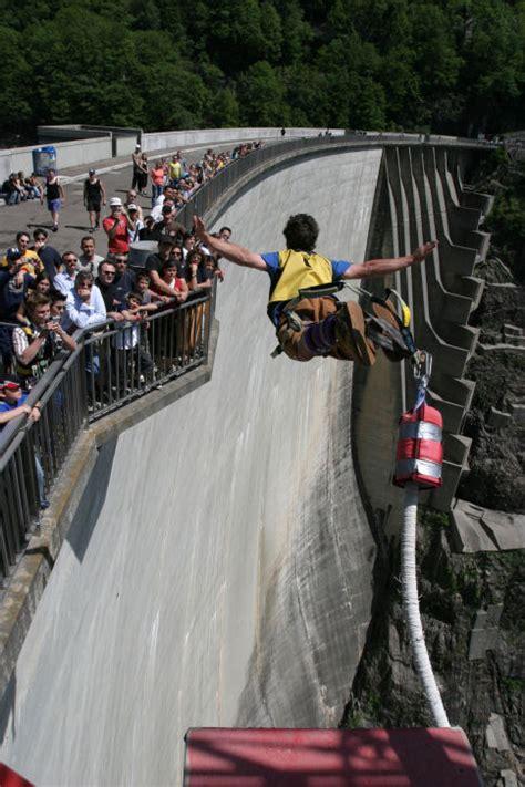 bungee jumping reisefuehrer lago maggiore lago dorta