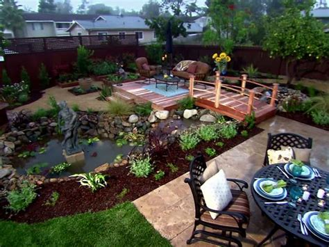 Backyard Makeover Tv Show Yard Crashers Hgtv