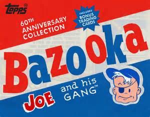 say it ain t so bazooka joe to be replaced the beat