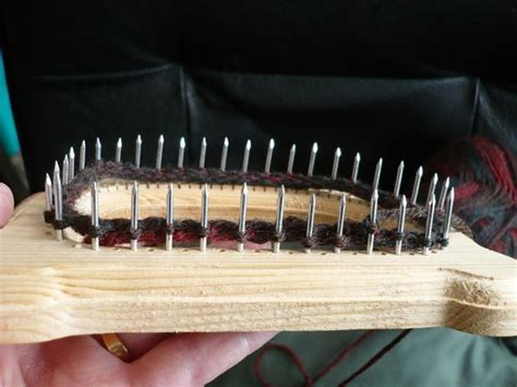 loom knitting machine 36 best images about make your own knitting loom on