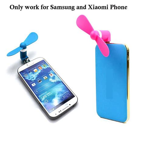 Usb Mini Fan 5pin smartphone mini fan portable usb cooler cooling
