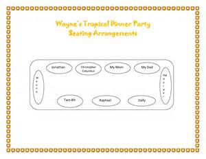 10 best images of party seating chart template wedding