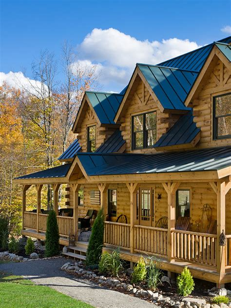 log homes plans and designs homesfeed the 25 best log home designs ideas on pinterest log