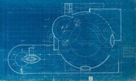 frank lloyd wright s blueprints of the guggenheim sheds additional ideas changed the