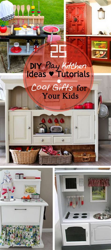 diy play kitchen ideas 25 diy play kitchen ideas tutorials cool gifts for