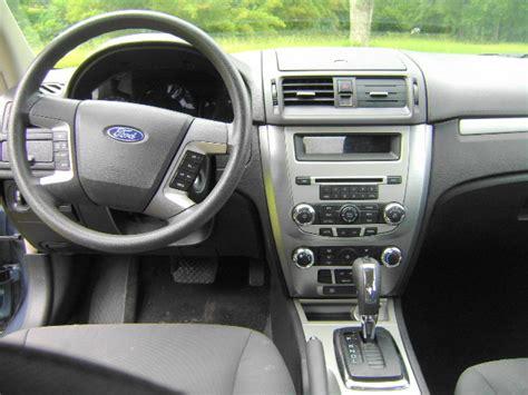 2011 Ford Fusion Se Interior 2011 ford fusion interior pictures cargurus