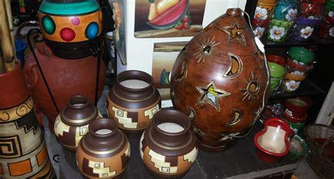 artesanias jarrones adornos regaleria artesanal dorrego