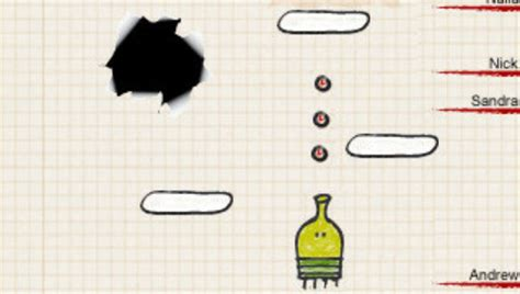 doodle jump world record top 10 must iphone
