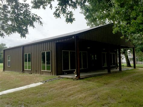 Affordable Barn Homes barndominiums stansell construction