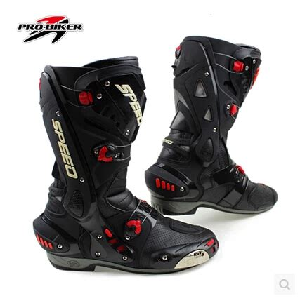 sport bike motorcycle boots pro biker speed b1003 section motorcycle boots